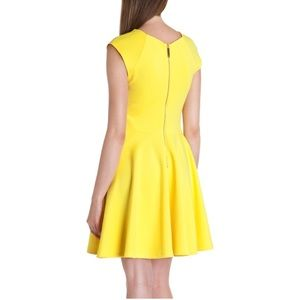 NWOT Yellow Ted Baker Dress